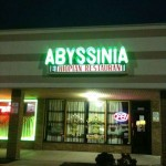Abyssinia Ethiopian Restaurant - Indianapolis