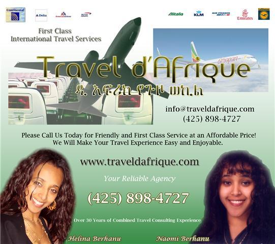 Travel d' Afrique