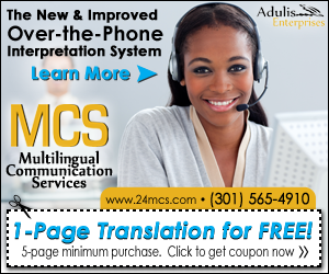 Multilingual Communication Services