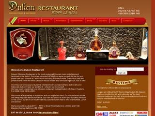 Dukem Restaurant