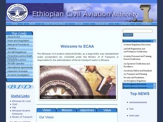 Ethiopian Civil Aviation Authority