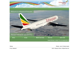 Ethiopian Air Lines