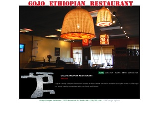 Gojo Ethiopian Restaurant - Seattle