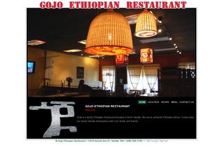 Gojo Ethiopian Restaurant - Seattle