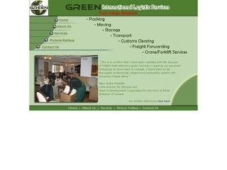 Green International Logistic Services Plc