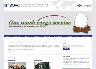 International Cargo and Aviation Services Plc