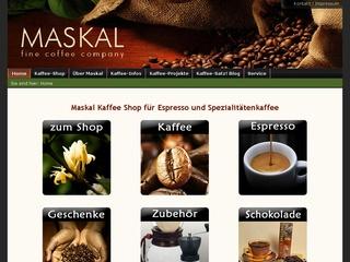 Maskal Kaffee-Shop