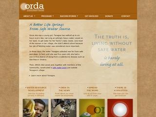 Organization for Rehabilitation and Development in Amhara (ORDA)