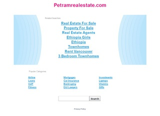 Petram Real Estate