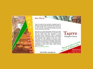 Tajitu Ethiopian Restaurant  - Maryland