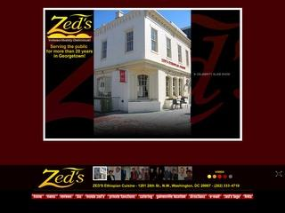 Zed's Ethiopian Restaurant - Washington DC
