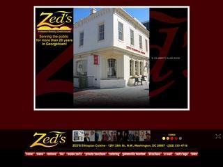 Zed Ethiopian Restaurant